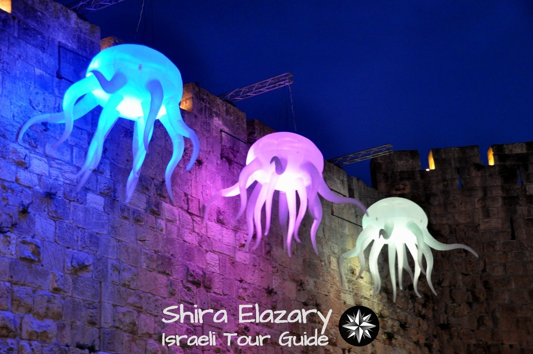 Jerusalem Light Festival