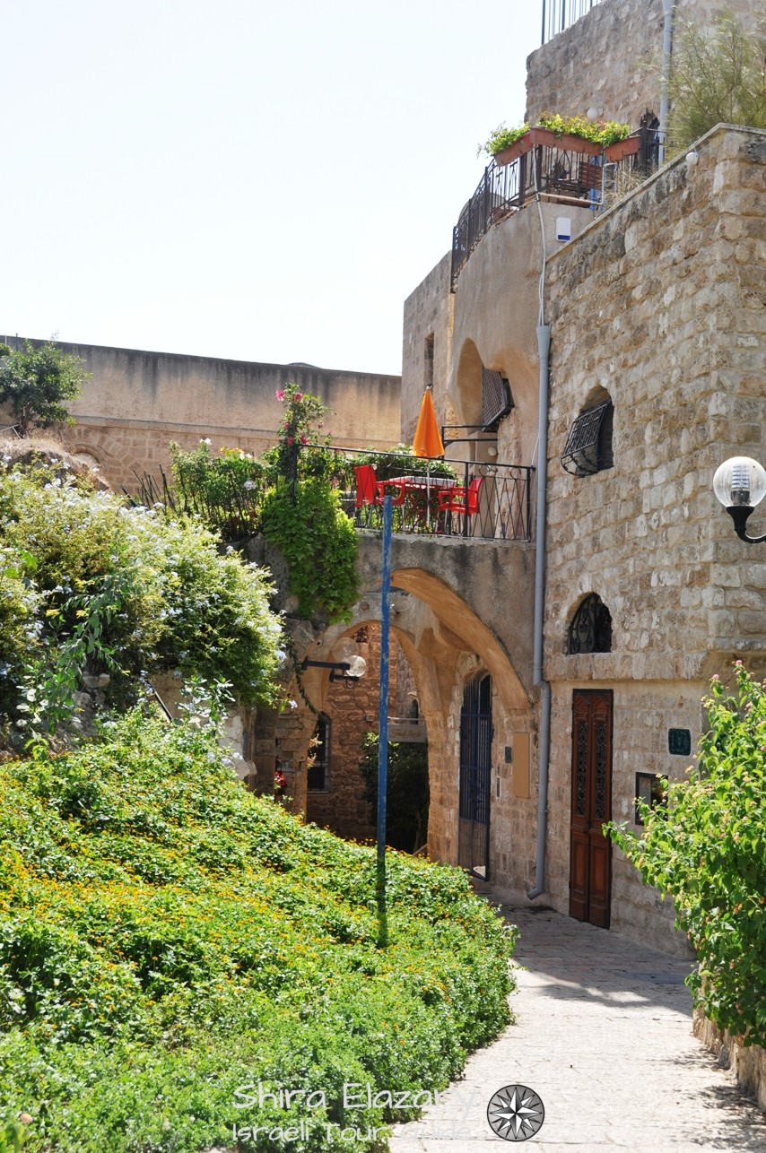 Old Buildings in Old Jaffa